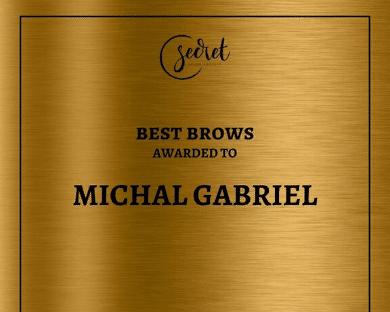 Best Brow Award 2019